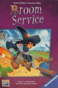 Broom Service Cover